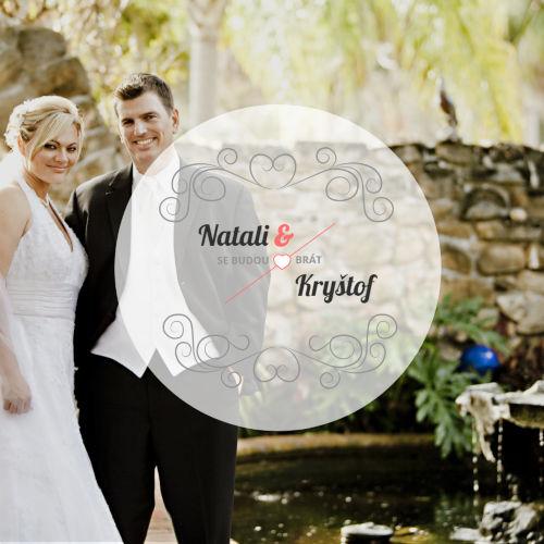 Svatební stránky Natali